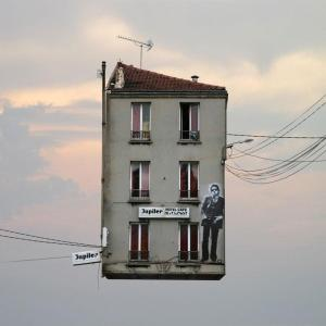 Flying house 3 Laurent Chehere
